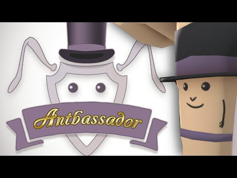 THIS GAME IS WEIRD - Antbassador!