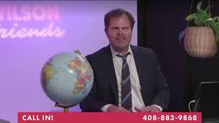 The Office! A Musical Parody on Rainn Wilson's Live Fundraiser