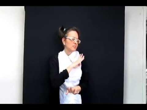 Canción Roar de Katty Perry en Lengua de Señas Venezolana por Vismary Garcia