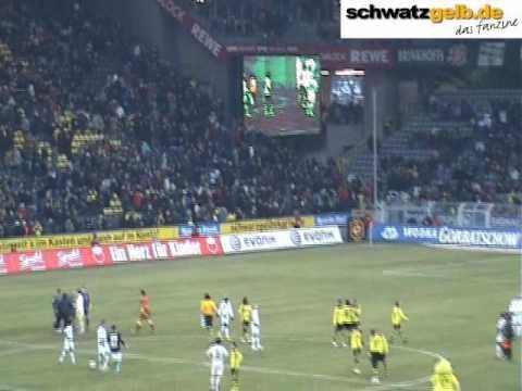 BVB - Hannover 4-1 Stimmung Borussia Dortmund - Hannover 96 Part 2/2