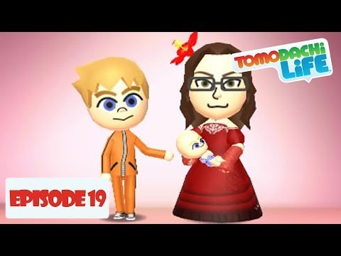 A Tomodachi Life #19: A Baby!