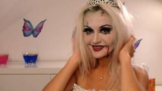 Halloween Zombie Braut