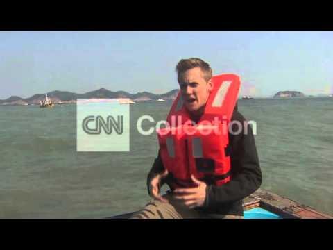 SOUTH KOREA: FERRY - BODY RECOVERY