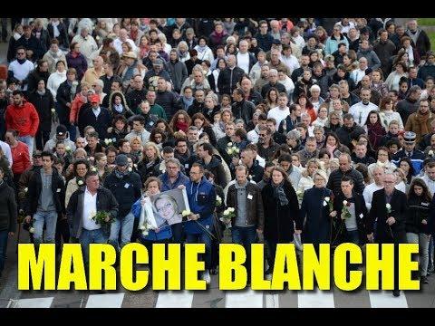 LA MARCHE BLANCHE MOUVEMENT DE PROTESTATON DES PARENTS VICTIMES DE PEDOPHILIE OU DE MEURTRE ?!?!