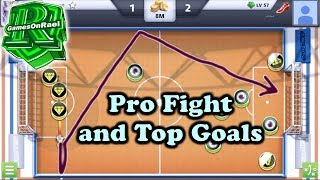 Soccer Stars 8M : Bring It On Bro - All In 4 Games With Tips & Tricks
