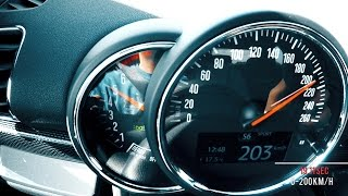 Mini Clubman Cooper S Top Speed acceleration