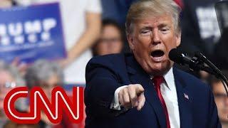 Stelter: Donald Trump reveals enemies list