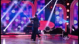 Giusy Versace & Raimondo Todaro - Finalja - Show - Vizion Plus