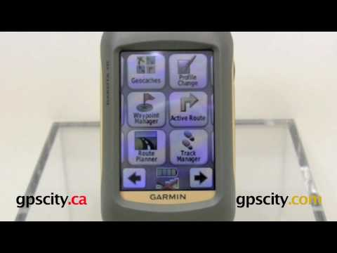 Garmin Dakota 10 : Menu Pages @ gpscity.com