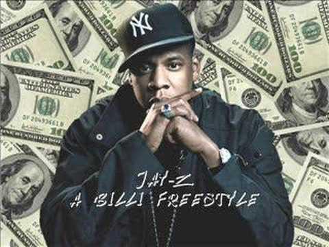 Jay-Z A Billi Freestlye