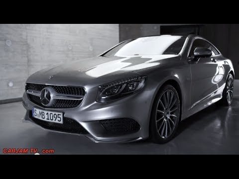 Mercedes S Class Coupe 4MATIC EXTERIOR Price $100k S500 2014 Video Commercial CARJAM TV 2014