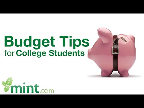 Budget Tips for College Students from Mint.com Founder Aaron Patzer