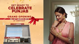 Get ready to celete Punjab! Joyalukkas Grand Opening in Amritsar.