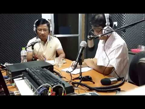 2015 Aug 09   Radio Dialogue on IP Rights & Livelihood Systems by Kit Touch