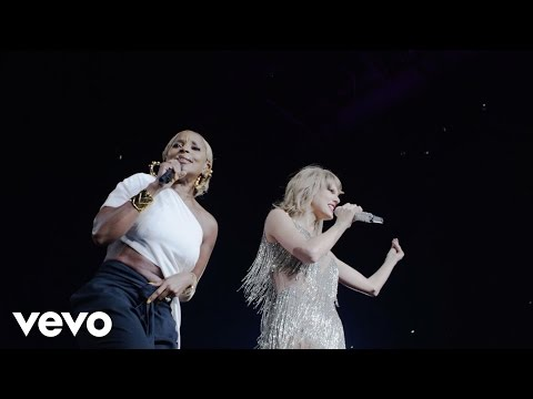 Mary J. Blige, Taylor Swift - Doubt