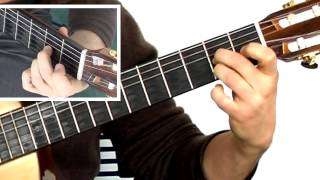 Beginning Guitar 101 - How to Play D/F# Chord
