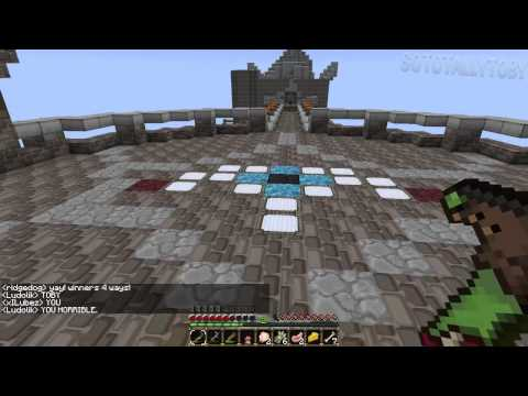 Minecraft: Crown Conquest - Toby vs Bashur