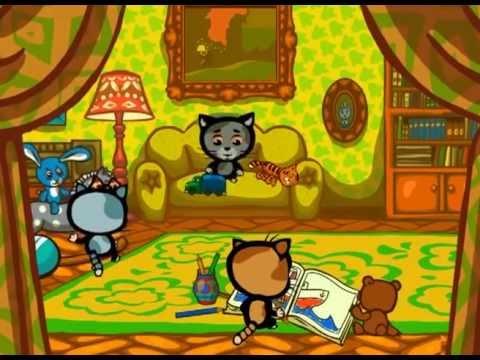 Три котенка новые серии (4 сезон)