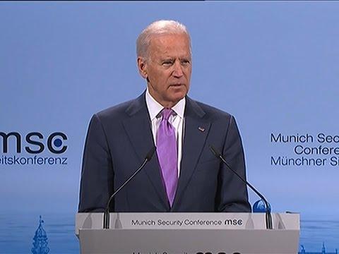 Biden Backs Diplomacy, Hits Russia Over Ukraine
