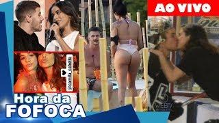 """🔴🔥(Vídeo)MARCOS EXPÕE 'PARTES BAIXAS' DE MONIQUE QUE DISPARA: """"ANTES ERA UM PINT*""""; JELENA VIVE!"""