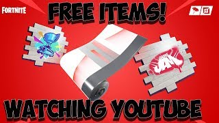 How To Link Your Epic Games Account To YouTube | Fortnite FREE Rewards!