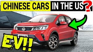 First Chinese Electric Cars to be Sold in the US? | Kandi EX3 & K22