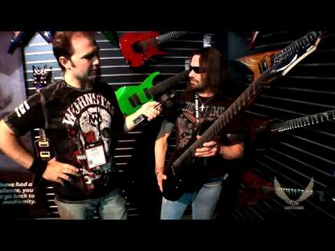 Dean Guitars 2015 N.A.M.M. Highlights - Rusty Cooley Series Electric Guitars