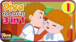 Download Lagu Seri Diva 3 in 1   Kompilasi 3 Episode ~ Bagian 1   Diva The Series Official Gratis STAFABAND