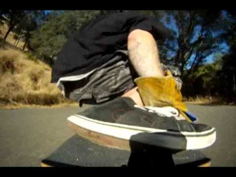 Longboarding the Canyons