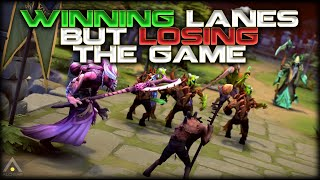 Dota 2: Tired of Winning the Lanes but Losing the Game? | Pro Dota 2 Guides