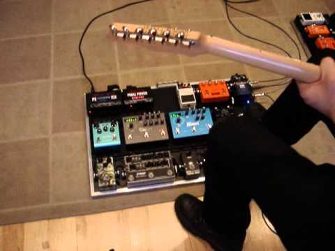 L.A. SOUND DESIGN PEDALBOARD OF THE WEEK PART II.
