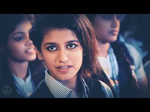Priya Prakash Varrier , Cute indian girl ,Fb viral girl, Indian viral girl, 100% cuteness
