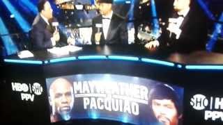 ver el combate de boxeo del siglo gratis Floyd Mayweather vs Manny Pacquiao