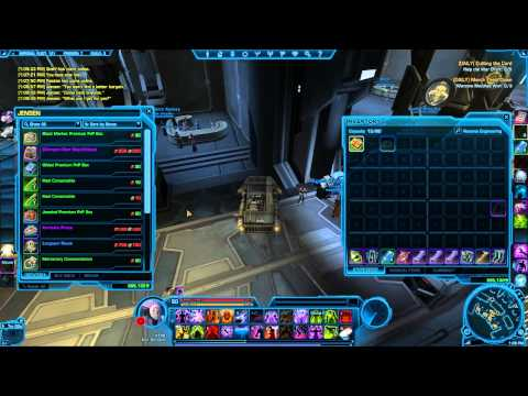 ★SWTOR - Rare Mounts - Boss & Deluxe & PVP Mounts Speeders - Tips & Tricks 13