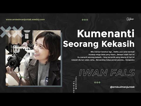 Iwan Fals - Ku Menanti Seorang Kekasih [COVER] by Arnie #NET.Movement2014