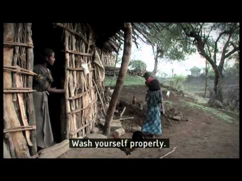 The Beggars In Addis Ababa (excerpt) video