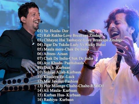Best of Salim Sulaiman - Audio Jukebox |Salim- Sulaiman Top songs