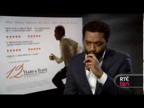 Chiwetel Ejiofor discusses 12 Years a Slave