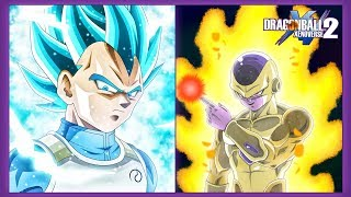 Download Lagu FRIEZA FIGHTS VEGETA IN XV2! Gratis STAFABAND