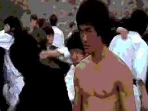 Bruce Lee - Kung Fu Fighting video