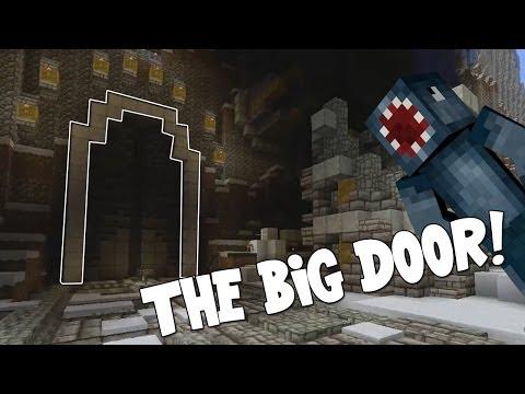 Minecraft Xbox - The Forgotten Vale - Big Door! [1]