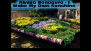 Lowe's Commercal song (Alyssa Bonagura - I Make My Own Sunshine) 2012