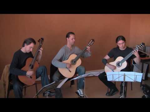 Alpha Guitar Trio