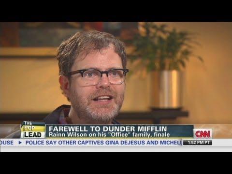 Rainn Wilson has faith in life after 'The Office'