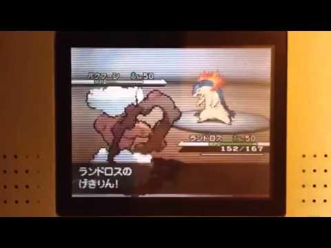 ポケモンBWランダムマッチ13〜シャンデラ無双〜