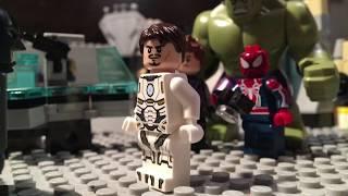 Lego Avengers vs Justice League