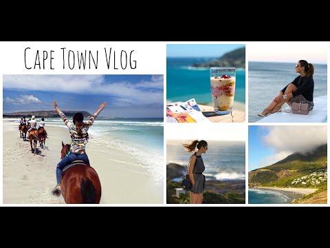 Cape Town Vlog