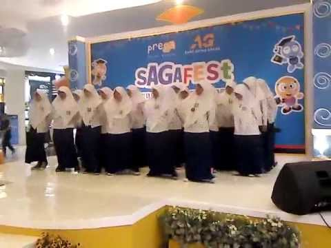 SMP Al Azhar Syifa Budi on SAGAFEST Bank Artha Graha