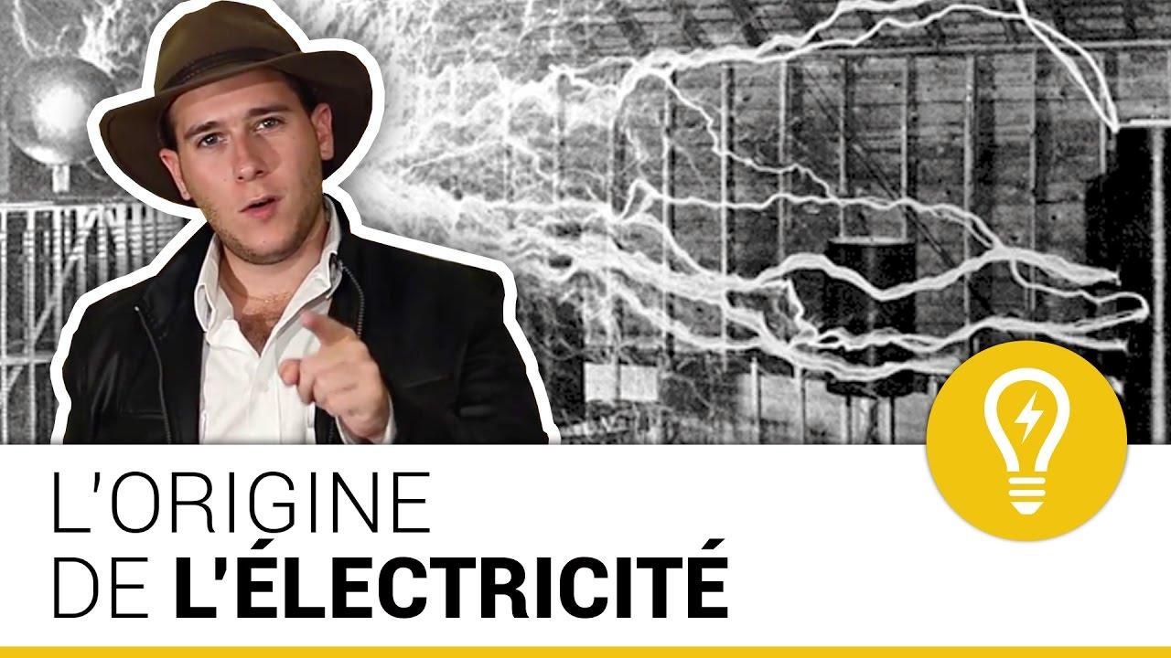 03 l 39 origine de l 39 lectricit youtube - Generer de l electricite ...
