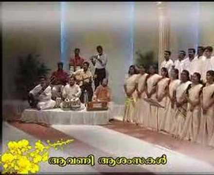 Onam ..video Album [malayalam Song] video